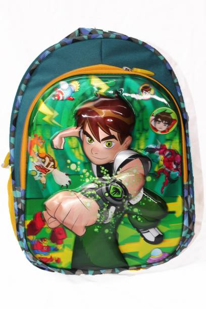 Wonder Star Ben 10 School Bag