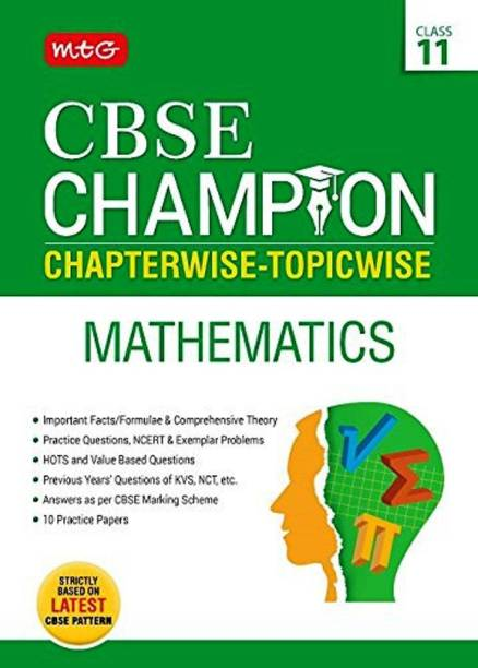 CBSE Boards Chapterwise-Topicwise - Mathematics Class 11