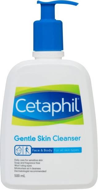 Cetaphil Daily Gentle Skin Cleanser