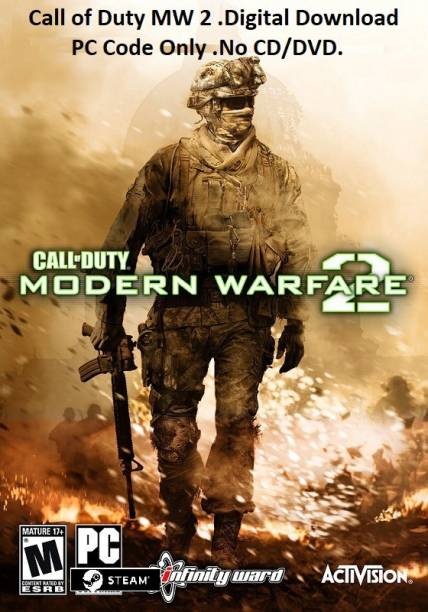 Call of Duty: Modern Warfare 2 Download code only(No CD/DVD)