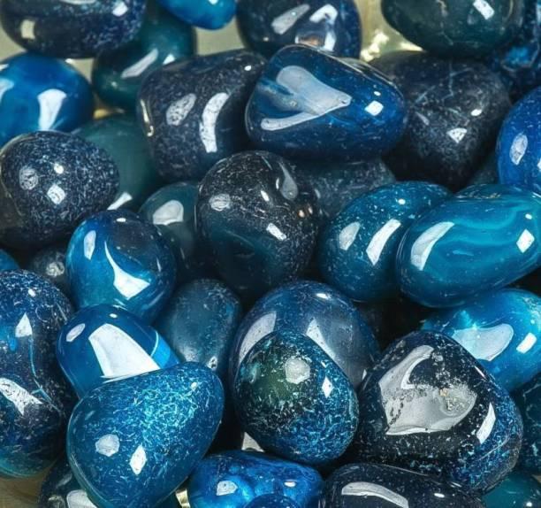 Royal Sapphire 987654321 Polished Asymmetrical Quartz Pebbles