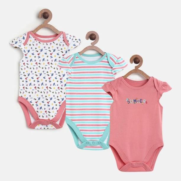 c9d7298e7 Bodysuits For Baby Girls - Buy Baby Girls Bodysuits Online At Best ...