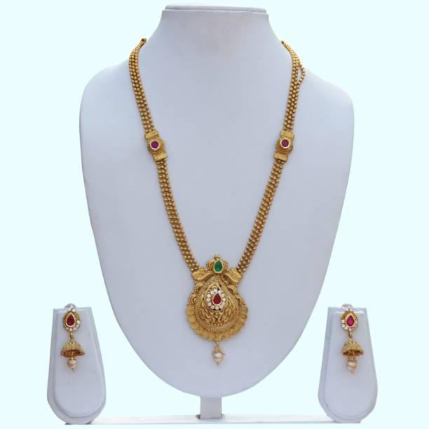 4eba068a8b5 Lookethnic Jewellery - Buy Lookethnic Jewellery Online at Best ...