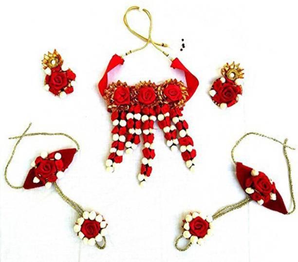 Floret Jewellery Buy Flower Jewellery Online At Best Prices In