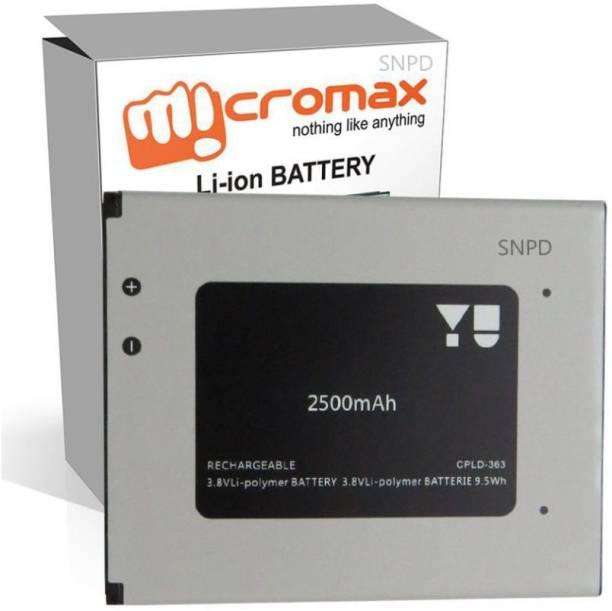 Micromax Mobile Battery - Buy Micromax Mobile Battery Online