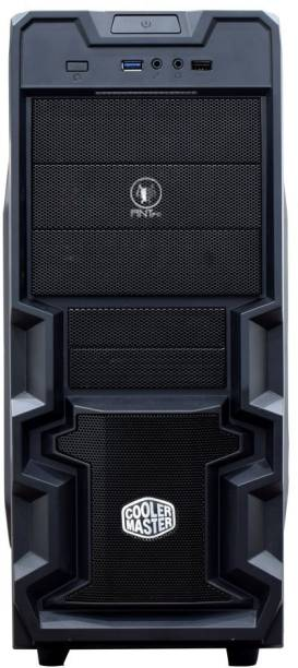 ANT PC Core i3 (8100) (8 GB RAM/NVIDIA GeForce GTX 1050 Graphics/1 TB Hard Disk/Free DOS/2 GB Graphics Memory) Mid Tower