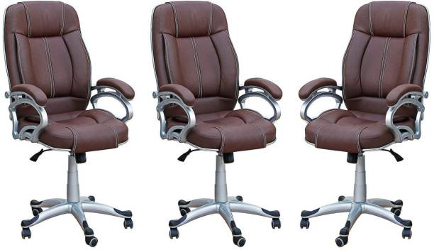 TimberTaste LILLY Nylon Office Executive Chair