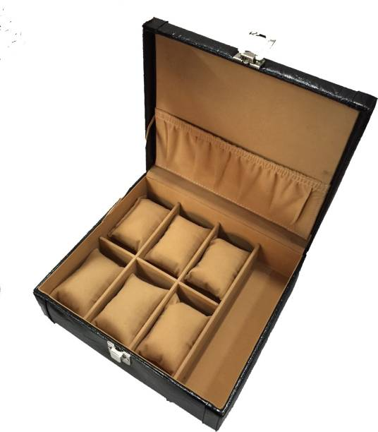 6a50b1a1e94 Watch Boxes - Buy Watch Boxes Online Store at Best Prices in India ...