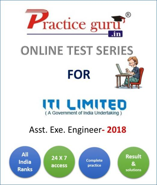 Practice guru Online practice test series for ITI - Asst. Exe. Engineer vacancy, containing mock tests | aptitude tests for complete practice before the exam