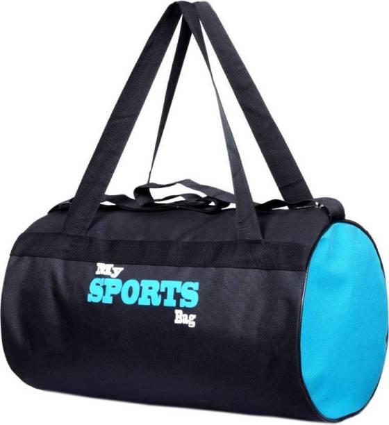 Topware Blu_Black Duffle bag