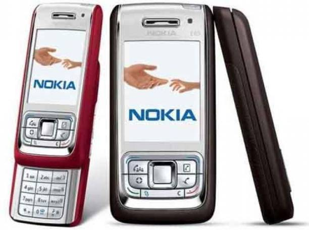 STAR Nokia E65 Front & Back Panel