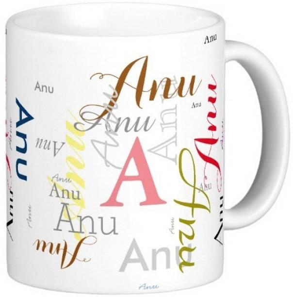 Exocticaa Anu Gift M006 Ceramic Coffee Mug
