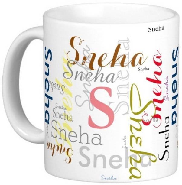Exocticaa Sneha Gift M006 Ceramic Coffee Mug