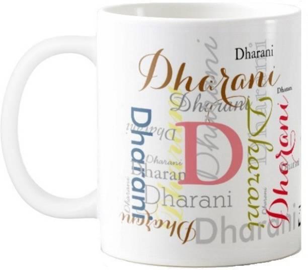 Exocticaa Dharani Gift M006 Ceramic Coffee Mug