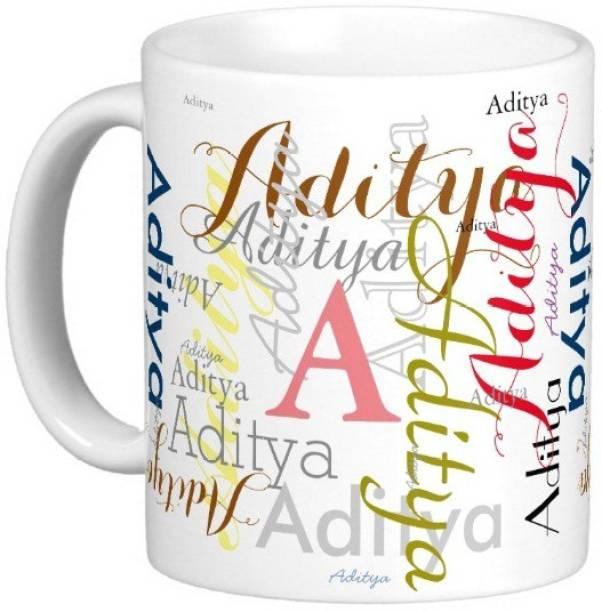 Exocticaa Aditya Gift M006 Ceramic Coffee Mug