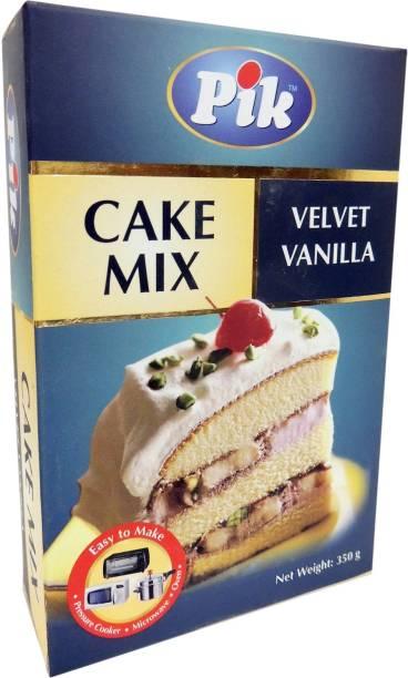 PIK Cake Mix - Velvet Vanilla Self Rising Flour Powder
