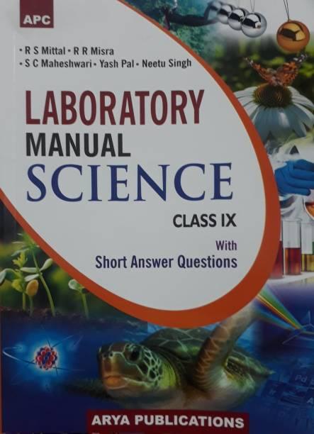 LABORATORY MANUAL SCIENCE CLASS IX