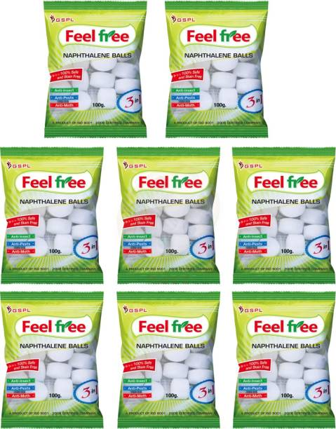 FEEL FREE Naphthalene Balls