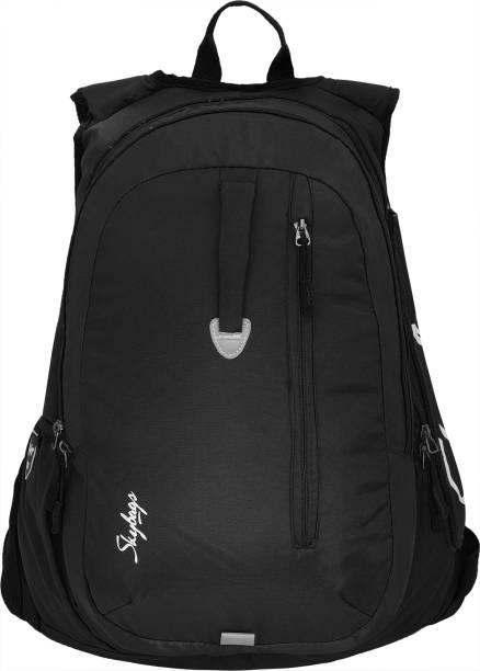0858f34fb666 Black Backpacks - Buy Black Backpacks Online at Best Prices In India ...