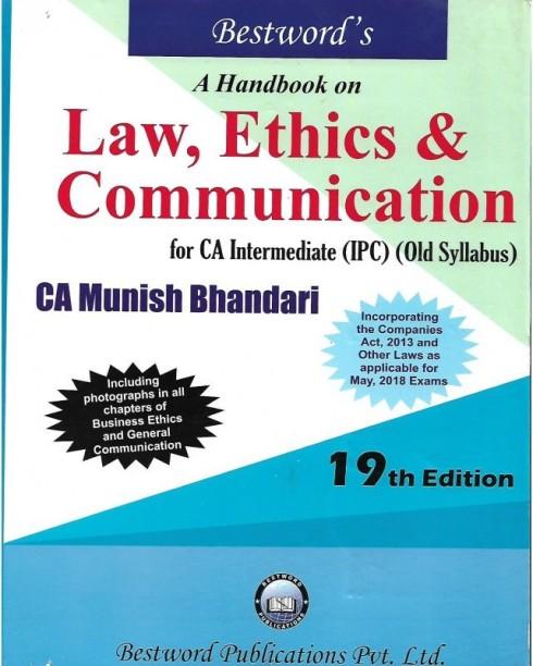 Munish Bhandari Law Handbook Ca Final Pdf