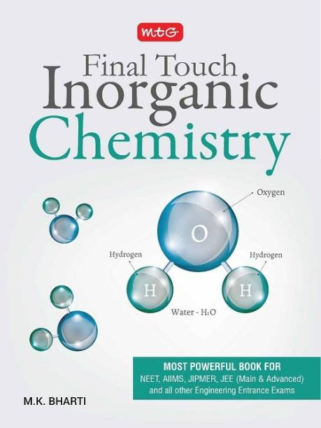 Final Touch Inorganic Chemistry 2018 Edition