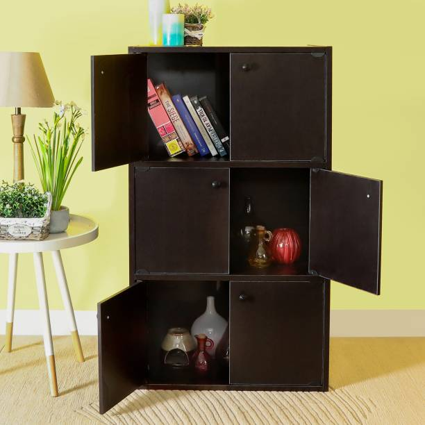 Home Full Aston Engineered Wood Free Standing Cabinet