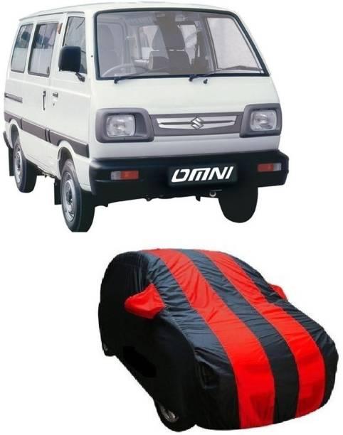 Javatech Car Cover For Maruti Suzuki Omni (With Mirror Pockets)