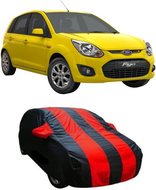 MYTECH Car Cover For Ford Figo (With Mirror Pockets)