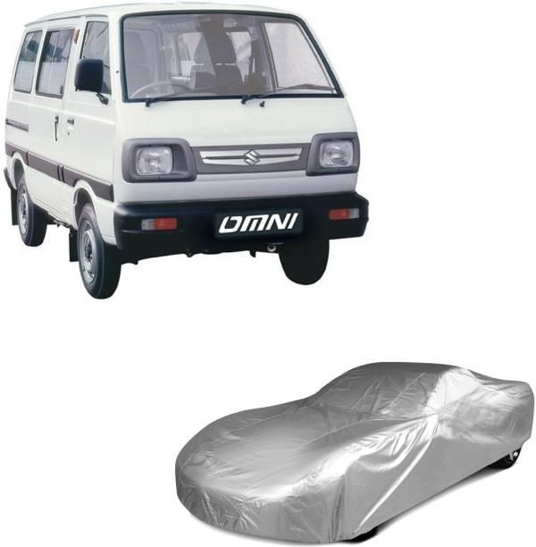 Hi-Tek Car Cover For Maruti Suzuki Omni (Without Mirror Pockets)