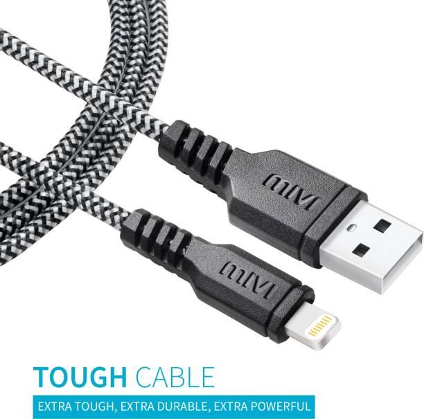 Mivi LC3B-BK 1 m Lightning Cable
