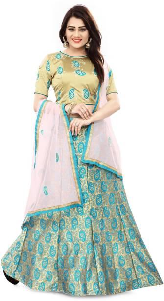 8339642c Pure Chiffon Lehenga Cholis - Buy Pure Chiffon Lehenga Cholis Online ...