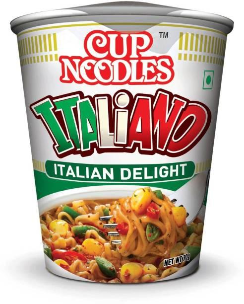 Nissin Italiano Cup Noodles Vegetarian