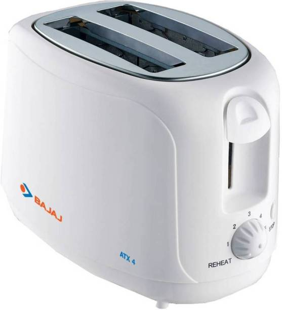BAJAJ ATX4 750 W Pop Up Toaster