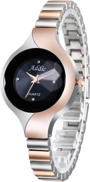 Addic Uber Cool Designer Dual Tone Watch - For Women