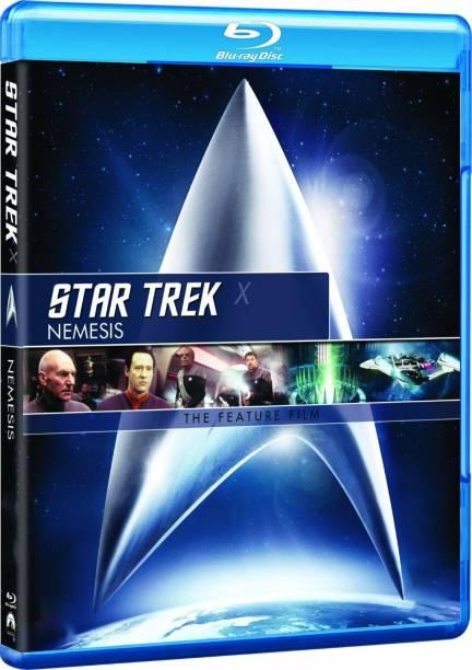 Star Trek X: Nemesis (Region Free + Fully Packaged Import)