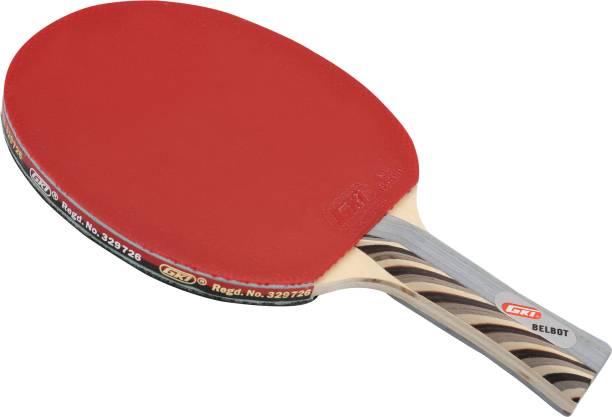 GKI BELBOT Table tennis Red Table Tennis Racquet