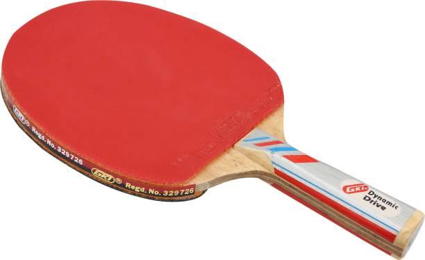 GKI DYNAMIC DRIVE Table tennis Red Table Tennis Racquet