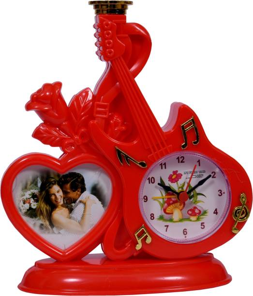 Sigaram Analog Multicolor Clock