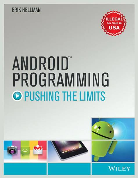 Android Programming Pushing The Limits 1st Edition