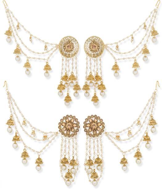b4e7079a5 Diamond Earrings - Buy Diamond Earrings online at Best Prices in ...