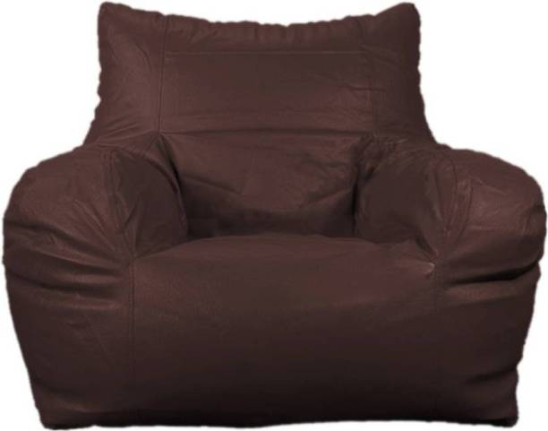 Elegant XXXL Tear Drop Bean Bag Cover  (Without Beans)