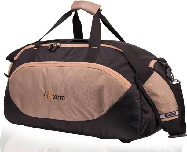 97d4fca38d Istorm Delta Duffel Baige Travel Duffel Bag