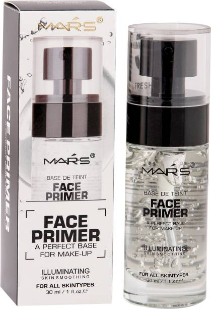 M.A.R.S 5 Function Make-up Base Face  Primer  - 30 ml