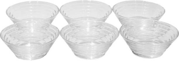PLUS PRODUCTS Bowl2 Glass Serving Bowl