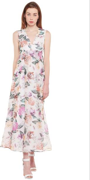 Long Dresses - Buy Long Dresses online at Best Prices in India ... 5ffb8c8a2
