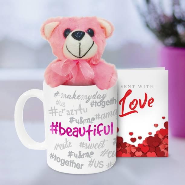 HOT MUGGS Beautiful Ceramic Coffee Mug