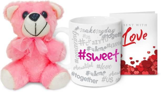 HOT MUGGS Sweet Ceramic Coffee Mug