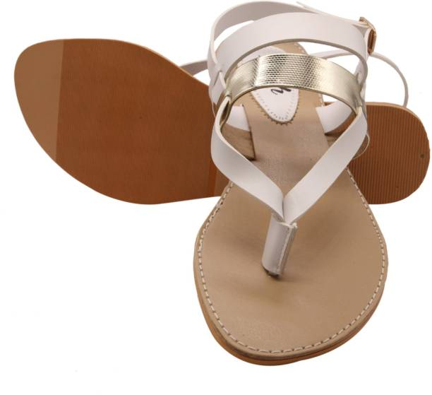 dfce51dbee32 White Sandals - Buy Womens White Sandals online at Best Prices in ...