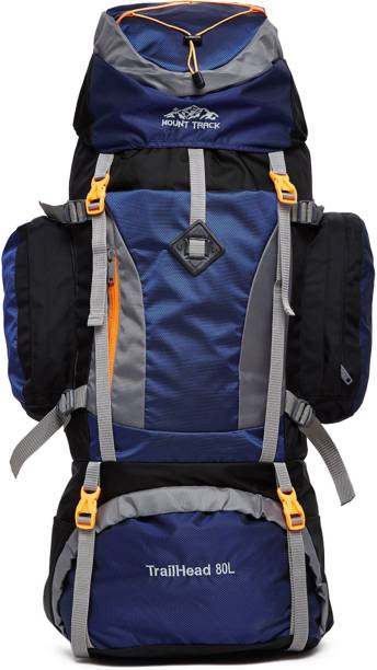 c19aa15b83674 Mount Track R16 Climate proof Trail-Head Mountain Trekking & Hiking/  Camping Backpack 80
