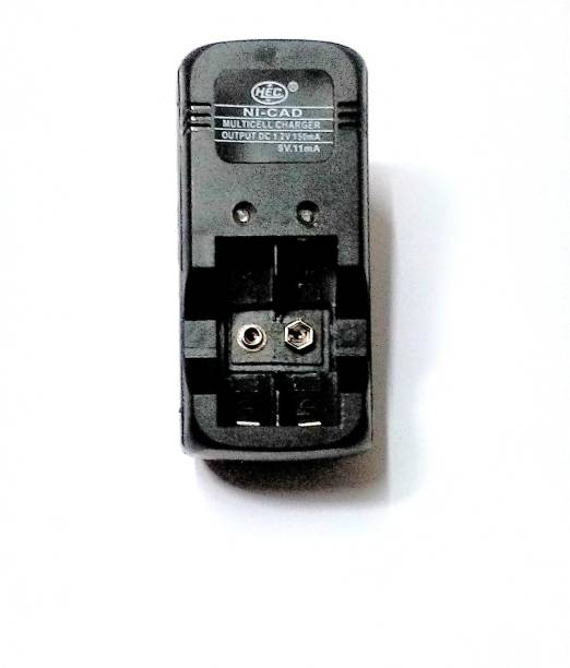 GM Ni-Co Multicell charger,1- 4 Cells 9V battery can be charge at the same time.  Camera Battery Charger